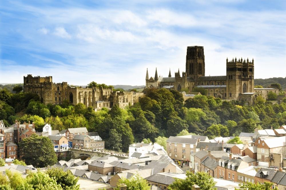 Durham City Skyline