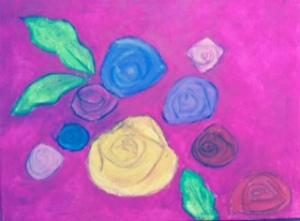 Rachel's painting