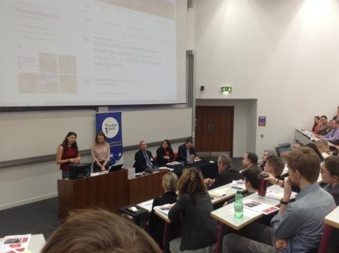 European Question Time 1