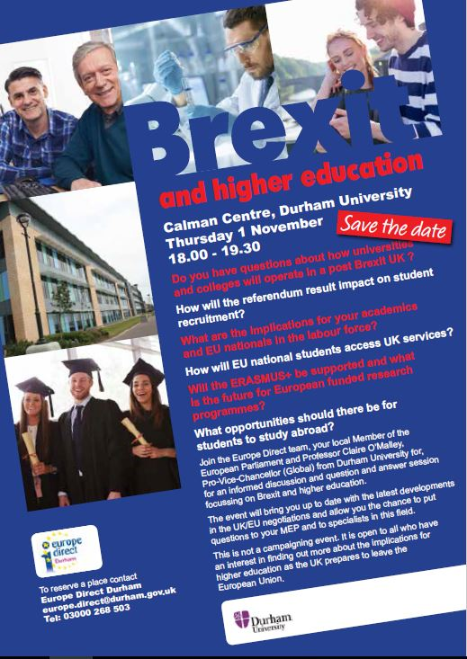 Brexit and Higher education