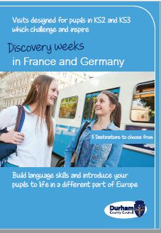 discovery weeks