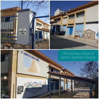 12th primary school of Xanthi_photo