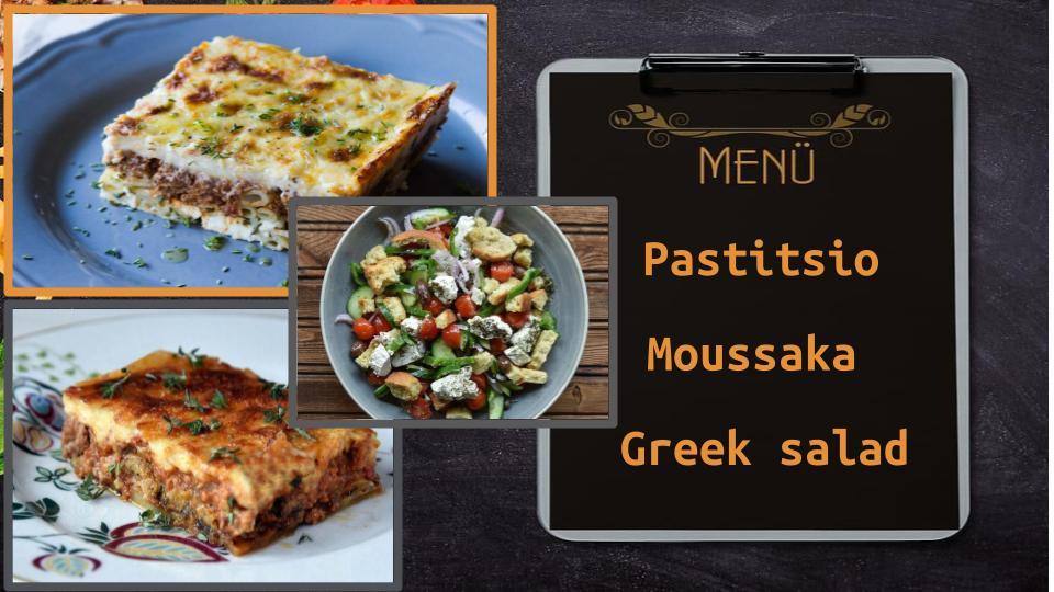 Greek food 3