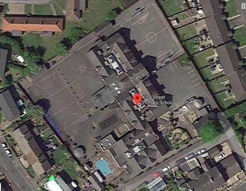 King Street Satellite photo