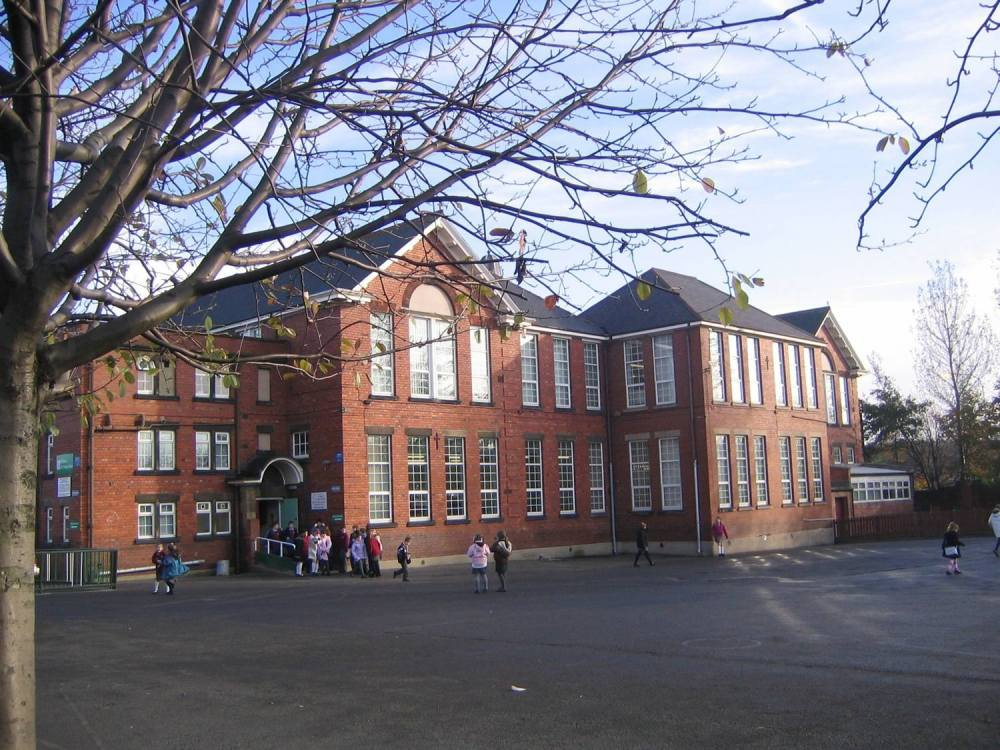 St. Bede's RC Primary School Jarrow photo